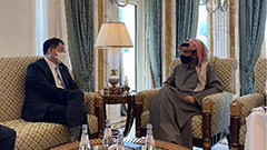 Seoul's vice FM visits Qatar to bolster energy cooperation