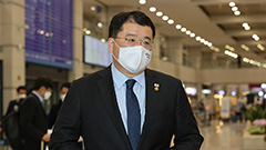 S. Korean Vice FM returns from Iran after