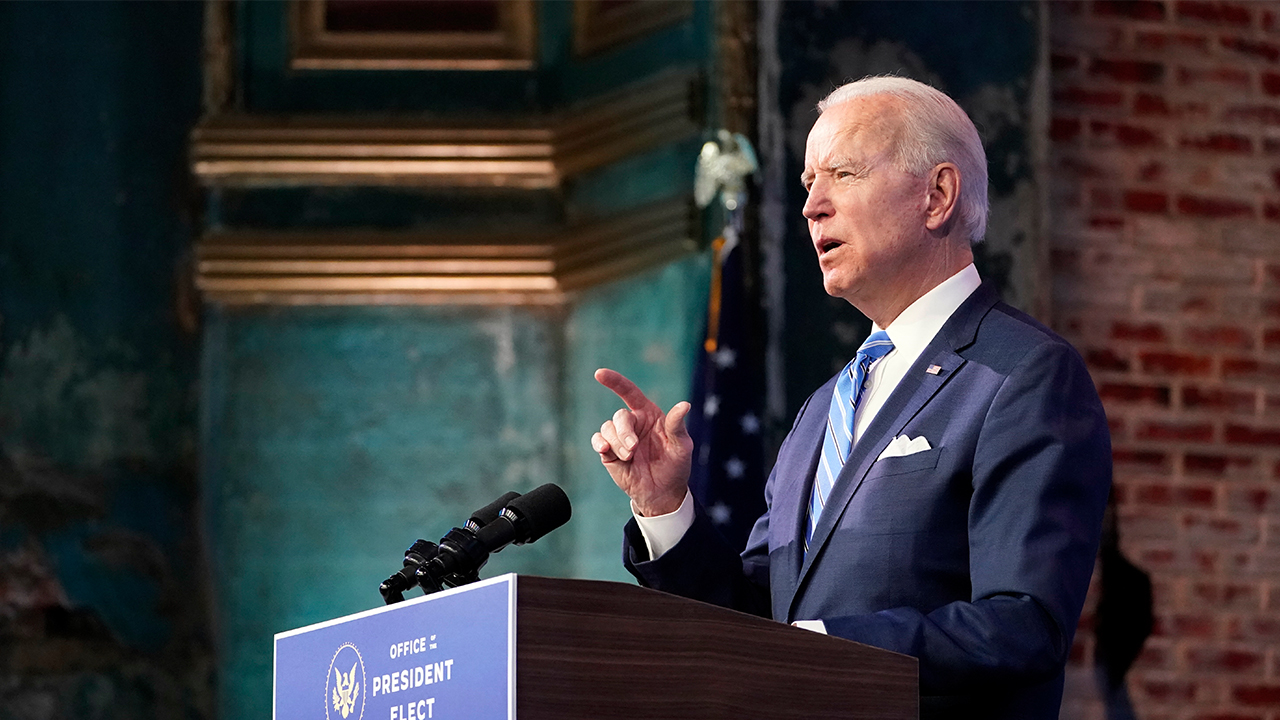 Biden unveils details of US$1.9 trillion American Rescue Plan