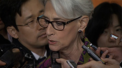 Biden nominates veteran diplomat Wendy Sherman for No. 2 position at State Dept.