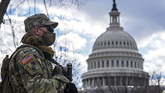 Threats transform U.S. Capitol