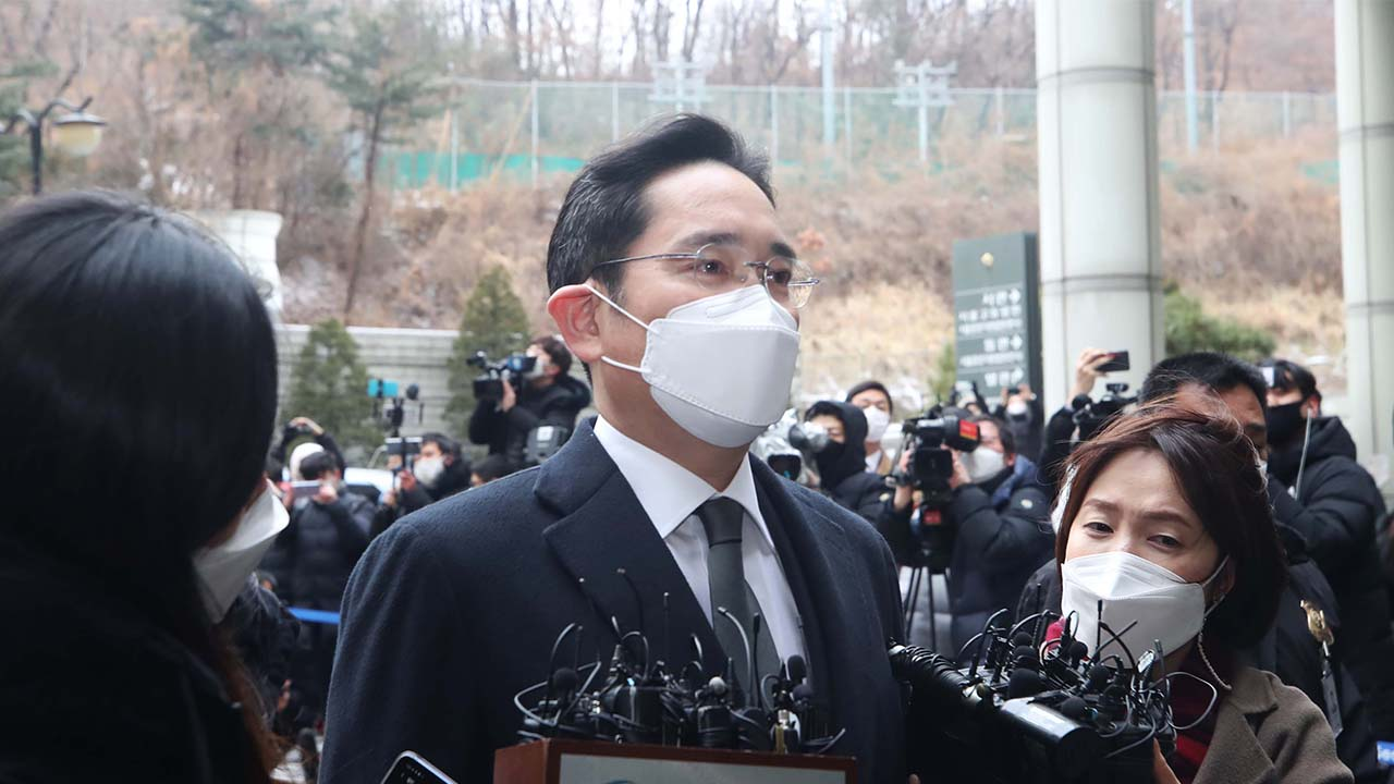Appellate court to rule in Samsung heir Lee Jae-yong's bribery case
