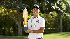 Kevin Na earns fifth PGA Tour win at Sony Open