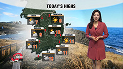 Cold snap eases this afternoon with sunny skies
