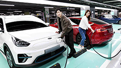 S. Korea to expand subsidies for electric and hydrogen-powered cars