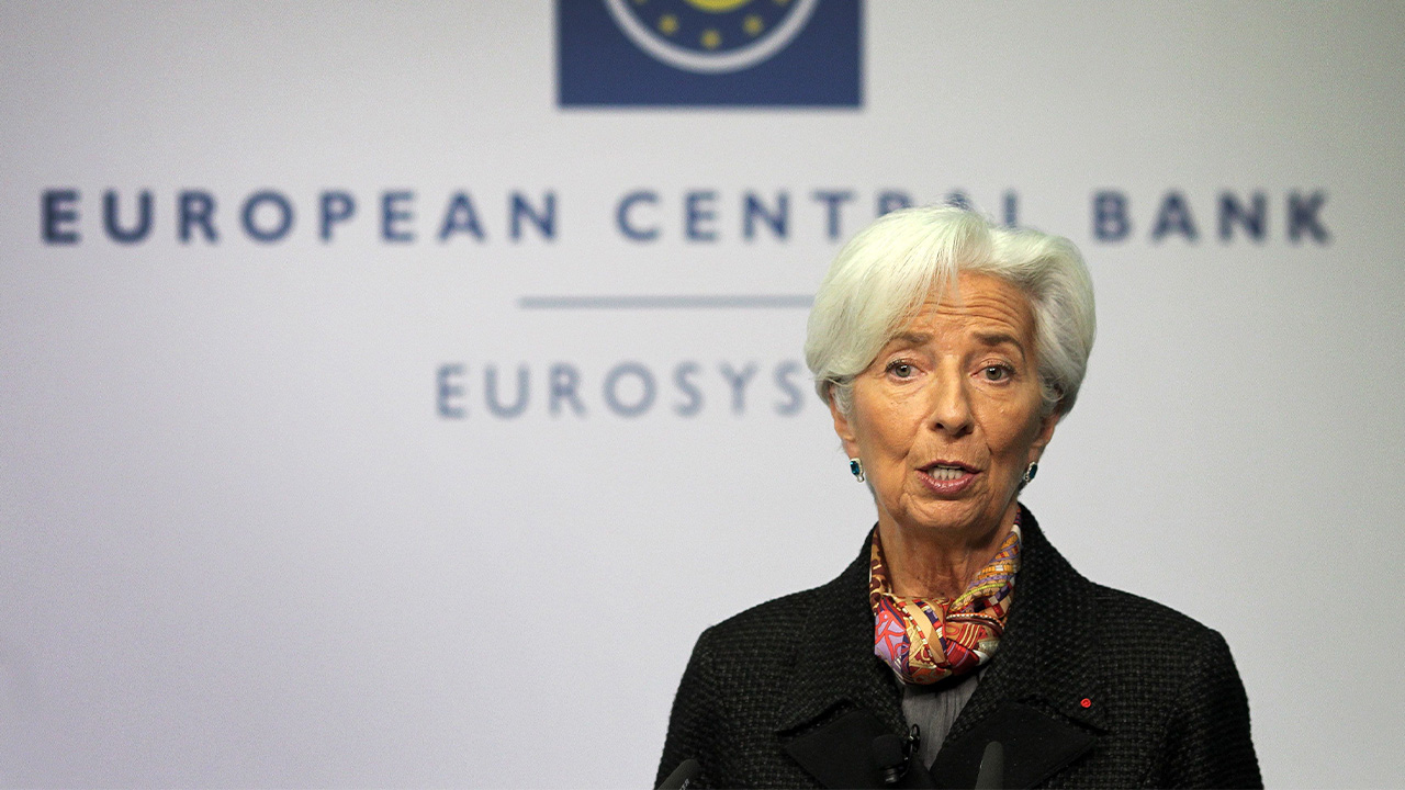 ECB holds interest rates steady, expresses concern about pandemic-linked downturn