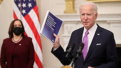 Can Biden bring America back to the world? New president faces challenges from China, Russia, North Korea