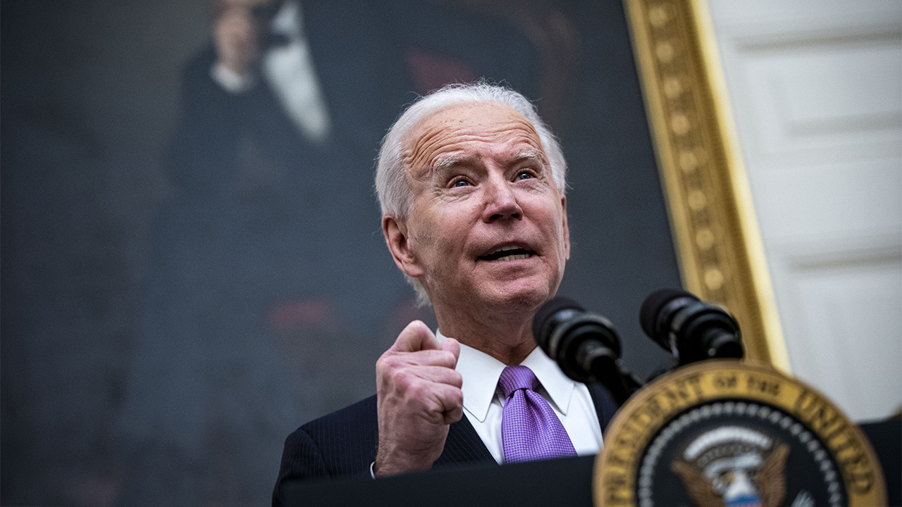 President Biden's Legacy Will Be Defined By How He Handles Divided America