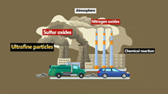 S. Korean researchers develop technology to remove pollutants in exhaust gas