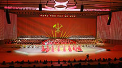 N. Korea's celebratory events