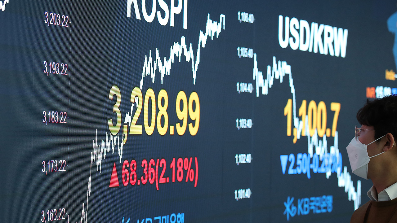 KOSPI hits new closing high on optimism about earnings reports, economic recovery