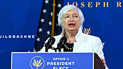 U.S. Senate confirms ex-Fed chief Janet Yellen as first female Treasury Secretary