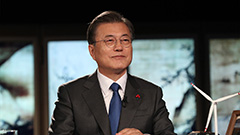 Pres. Moon aims to reach 'inclusive recovery and takeoff' through Korean New Deal