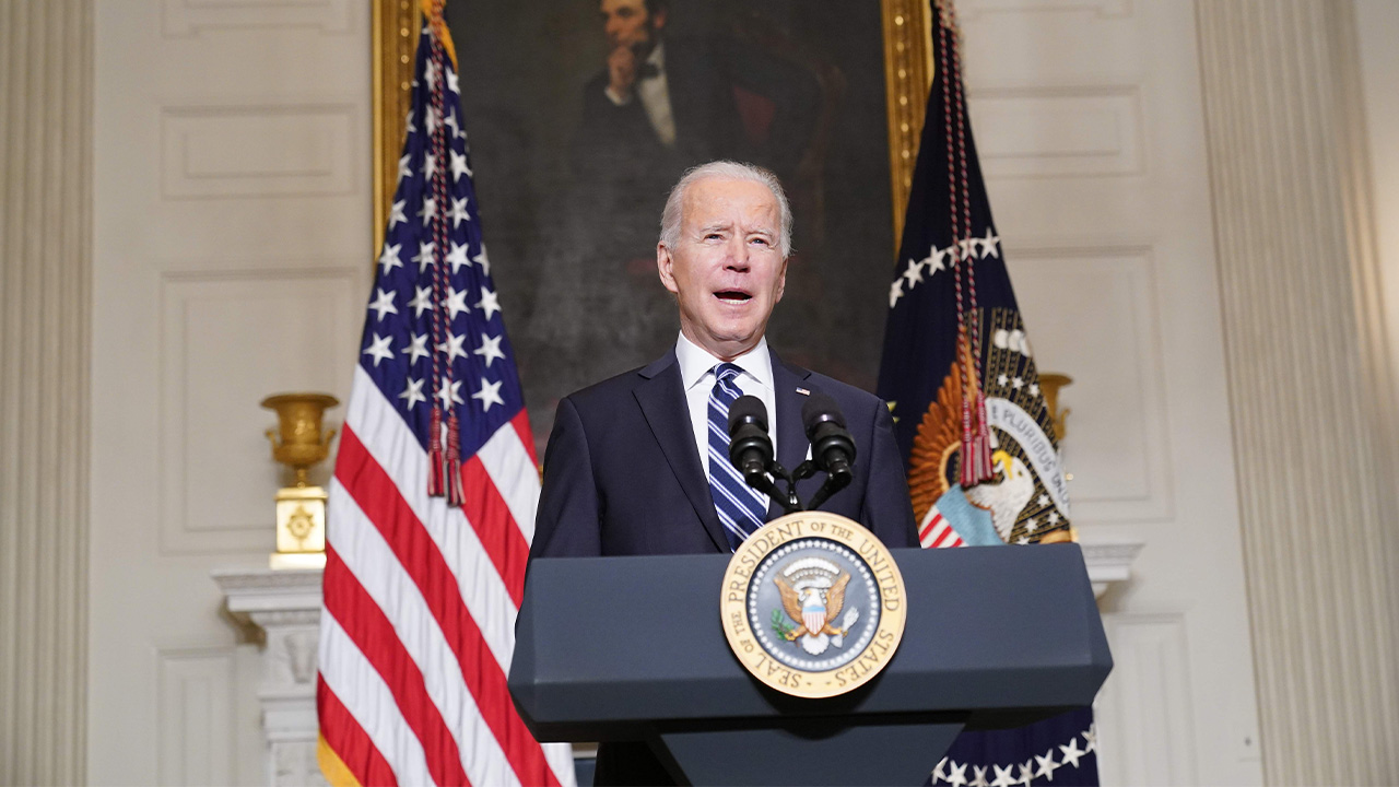 Biden signs executive orders to tackle climate change