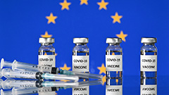 EU's deepening COVID-19 vaccine shortages hindering bloc's immunization race