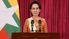 Myanmar military detains major politicians in apparent coup alleging election fraud