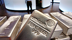 Silver price soars as GameStop investors move on to silver