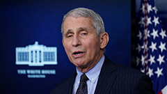 Fauci wants COVID-19 vaccines to stop new variants