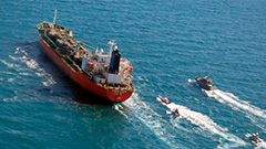 Iran releases 19 crewmembers of detained S. Korean ship, but not captain or vessel