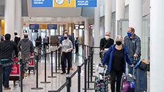 Global travel restrictions due to COVID-19 variants to hinder recovery of aviation industry: IATA