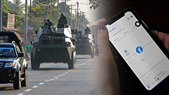 People in Myanmar protest military coup, gov't cuts access to Facebook