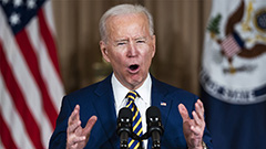Biden delivers first foreign policy speech at State Department, declaring 'America is back'