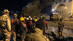 Death toll in Himalayan glacier collapse rises to 26 in India, 165 still missing