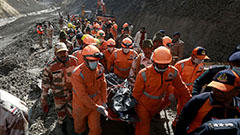 India Himalayan glacier disaster may have revealed climate change risks