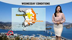 Spring warmth through Seollal holiday weekend but dust levels could rise