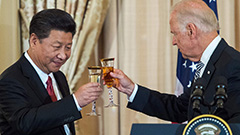 Biden holds first phone meeting with Xi Jinping since taking office