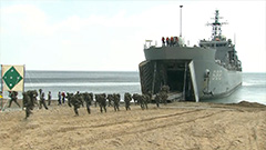 Will this year's S. Korea-U.S. joint military exercises be carried out as planned?