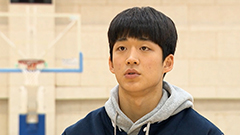 Dunking his way to the S. Korean national team: High school hoops star Yeo Jun-seok
