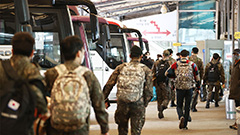 S. Korean military lifts ban on vacations, off-site trips for 2 weeks