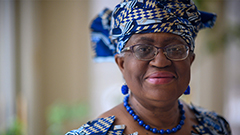 WTO appoints Ngozi Okonjo-Iweala as new director-general