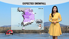 Cold snap returns along with snow