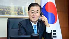 S. Korea, China FMs hold phone talks; Beijing reaffirms Xi Jinping's will to visit Seoul