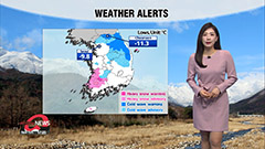 More intense cold snap, heavy snow in southwest