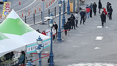S. Korea reports 621 new COVID-19 cases on Wednesday