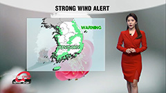 Cold spells to continue through Friday...heavy snow for western coastlines