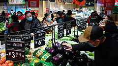 China's consumption registers 28.7 pct growth year on year during Spring  Festival