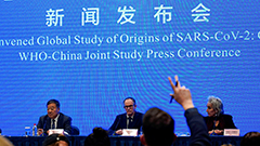 Beijing urges other countries like U.S. to carry out COVID-19 origin-tracing