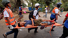 Myanmar situation worsens, at least four killed and 100 more injured