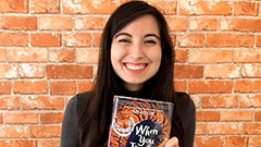 Newbery Award winner Tae Keller on trapping tigers, biracial identity and Korean women