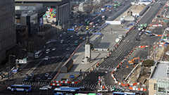 Seoul to reroute traffic at Gwanghwamun to expand plaza