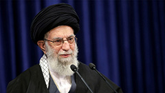 Iran's supreme leader says Tehran could boost uranium enrichment to 60% if needed