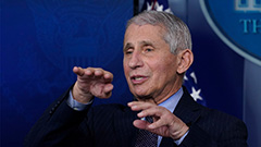 U.S. response to COVID-19 worse than most countries: Fauci