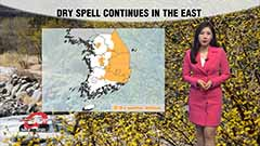 Cold snap eases this afternoon, mostly sunny skies featured with decent air quality