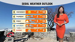 Heavy snow warning in east of Gangwon-do, chilly all day