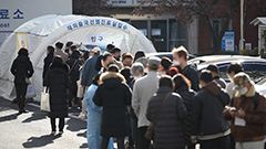 Cluster linked to foreign workers adds over 80 new virus cases in Dongducheon