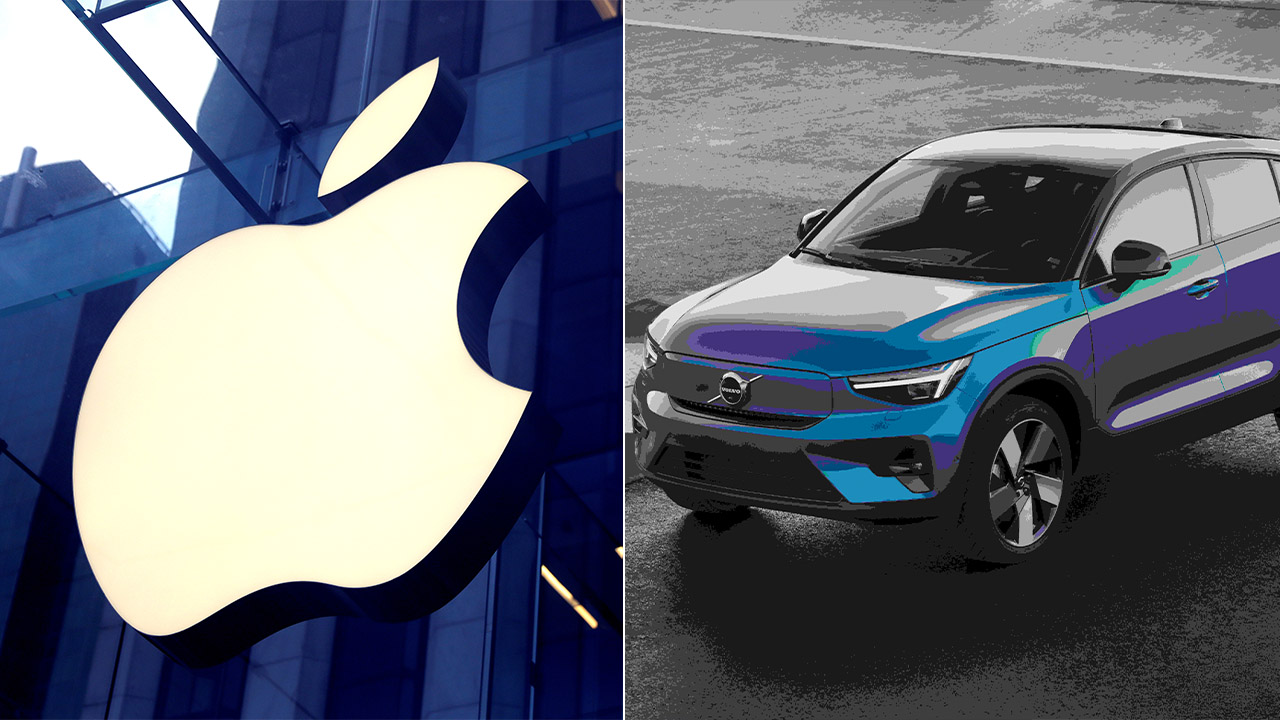 U.S.' PMI rises in Feb., Apple opens all stores in the U.S., Volvo plans to go fully electric by 2030